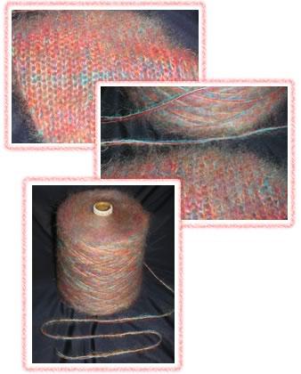 オーダーメイドでオリジナル糸も自由自在